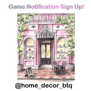 Sign Up Notifications For G a m e s & Recipes!